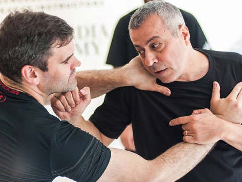 Kravinperson, Family Martial Arts Academy Fayetteville