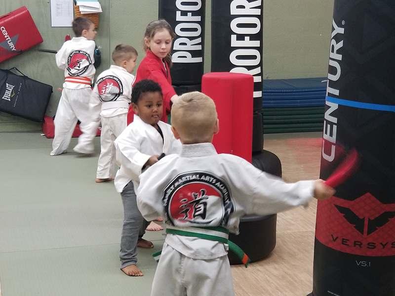 Kids Hyper Pro Training in Fayetteville
