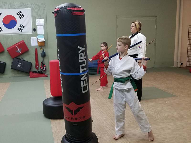 kids ma training in Fayetteville