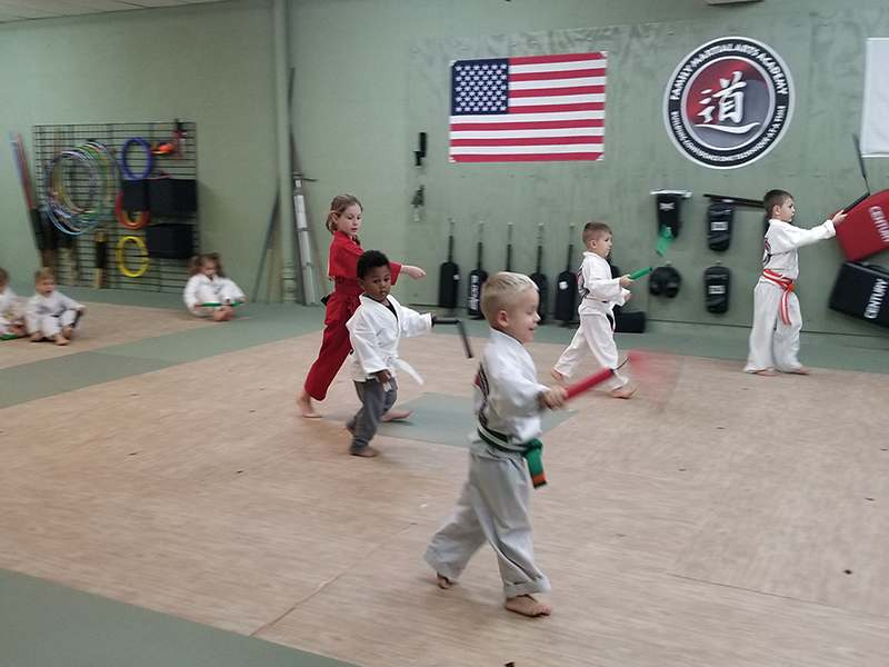 20181114 182951, Family Martial Arts Academy Fayetteville