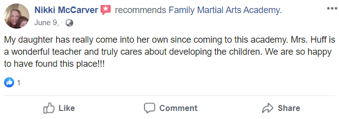 Kids4, Family Martial Arts Academy Fayetteville