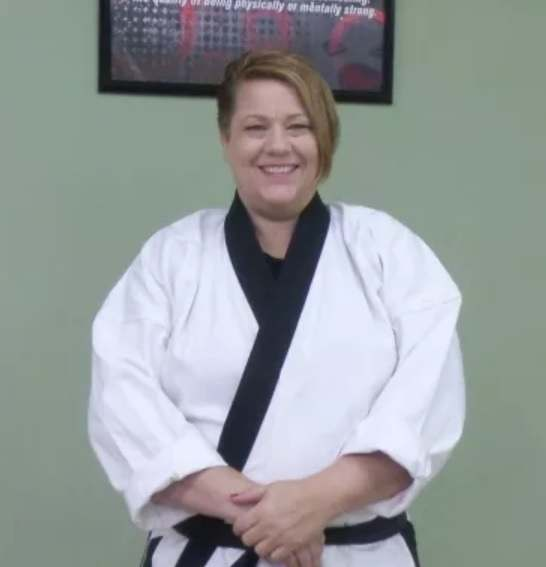 Me Cropped, Family Martial Arts Academy Fayetteville